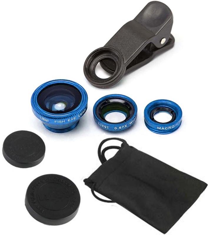 BikeStuff B-UCLB Mobile Phone Lens(Fisheye)
