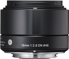 Sigma 19mm F/2.8 DN Micro Art For Sony E Cameras Lens