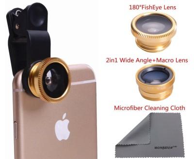TECHLIFE Universal Clip lens  Lens