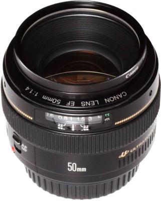 Canon EF 50 mm f/1.4 USM Lens