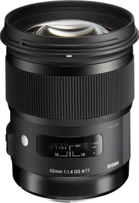 Sigma 50 mm f/1.4 DG HSM Art Lens for Canon Cameras Lens