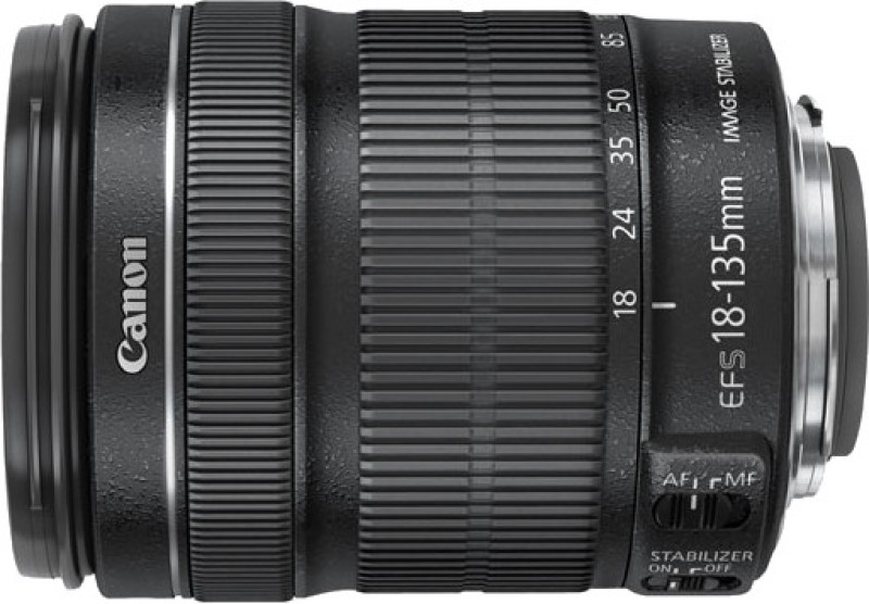 Canon EF-S 18 - 135 mm f/3.5-5.6 IS STM  Lens