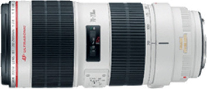 Canon EF 70 - 200 mm f/2.8L IS II USM  Lens