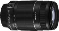 Canon EF-S 55 - 250 mm f/4-5.6 IS II  Lens(Black)