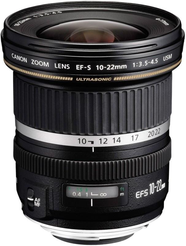 Canon EF-S 10 - 22 mm f/3.5-4.5 USM  Lens