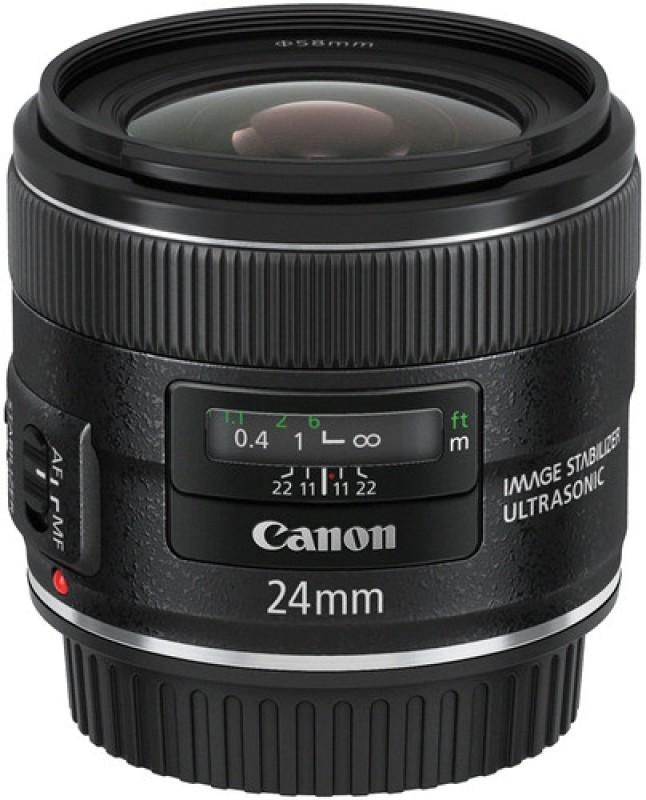 Canon EF 24 mm 1:2.8 IS USM  Lens