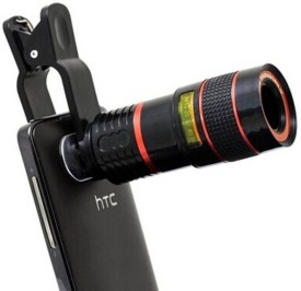Aksmy 8x Universal Mobile  Lens(Multicolor, 8)