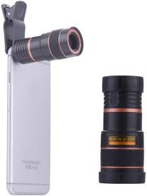 Fletum PELENS009 Lens(Black, 18 - 55)