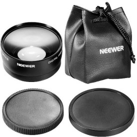 Neewer Canon Digital EOS Rebel Lens(Black, 58)
