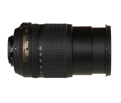 Nikon AF-S DX Nikkor 18 - 105 mm f/3.5-5.6G ED VR Lens