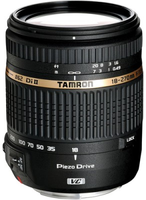 Tamron 18 - 270 mm F/3.5-6.3 Di II PZD for Sony Lens