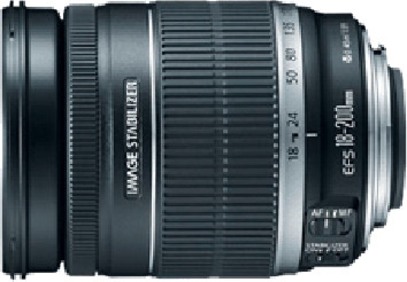 Canon EF-S 18 - 200 mm f/3.5-5.6 IS  Lens