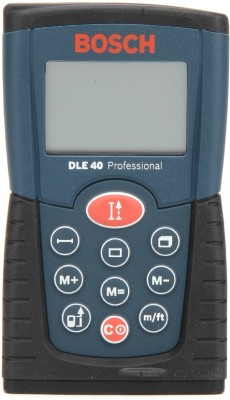 Bosch DLE 40 Non-magnetic Engineer's Precision Level(10 cm)