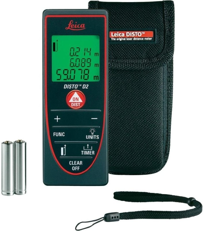 Leica Disto D2 Non-magnetic Engineer's Precision Level(11.1 cm)