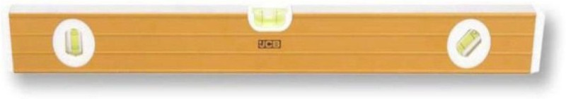 JCB 22025763 Non-magnetic Carpenter's Level(45.72 cm)