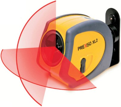Prexiso XL2 Crossline Laser Magnetic Engineers Precision Level