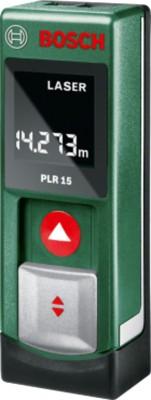 Bosch PLR 15 smart measuring device