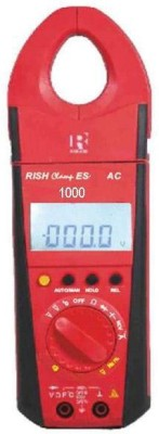 Rishabh Er 1000a Ac Clamp Multimeter With Rotating Clamp Non-magnetic Electronic Level
