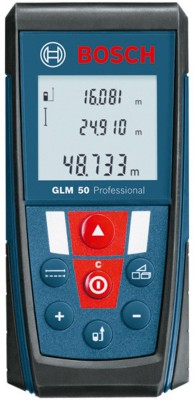 Bosch GLM 50 Professional Non-magnetic Engineer's Precision Level