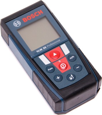 Bosch GLM 50 Professional Non-magnetic Engineer's Precision Level(11.5 cm)
