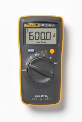 Fluke 101 Digital Multimeter Non-magnetic Electronic Level