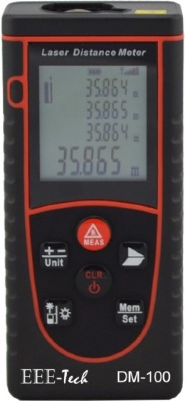 Eee-Tech DM-100 Non-magnetic Engineer's Precision Level(12 cm)