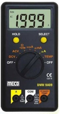 Meco Black Digital Multimeter Non-magnetic Electronic Level