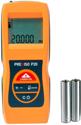 Prexiso P20 Laser Distance Meter Non-magnetic Engineer's Precision Level
