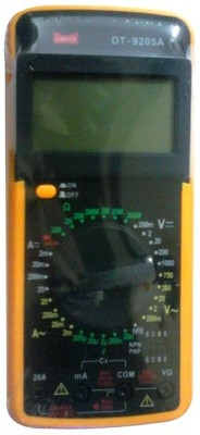 Unity Digital Multimeter Dt9205a Make Non-magnetic Electronic Level(18 cm)