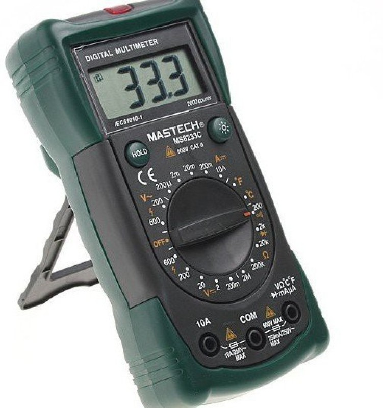 Mastech MS8233C DIGITAL MULTIMETER Non-magnetic Electronic Level(16 cm)