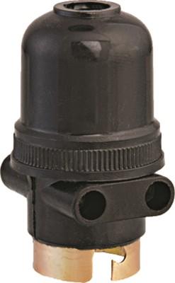 Citra 121 Brass Light Socket
