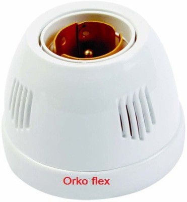 ORKO flex Brass Light Socket(Pack of 6)