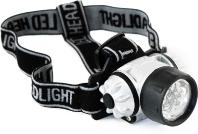 Rudham Headlight 7 LED Headlamp(Silver)