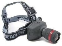 Divinext Head Light Flash Light LED Zoom Head Light Head Lamp High Power Long Range LED Headlamp(Multicolor)