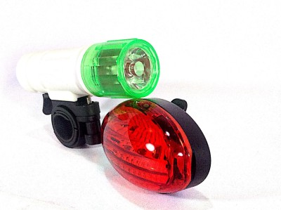 Letdooo Exquisite LED Front Rear Light Combo