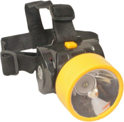 SJ Rechargeable 1 Big LED Headlamp