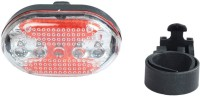 Veebo BICYCLE CAUTION LIGHT LED Rear Break Light(Black)