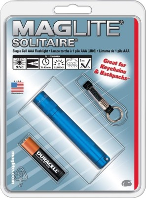 Maglite Solitaire K3A116R Incandescent Front Light(Blue)