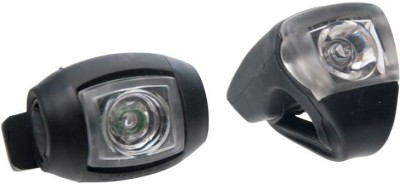 Btwin SET VIOO USB LED Front Rear Light Combo