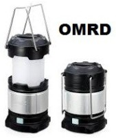 OMRD Plastic Lantern LED Lantern(Multicolor)