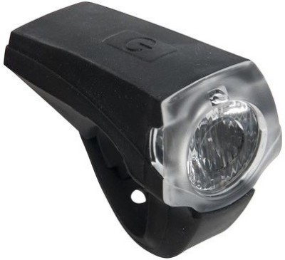 Btwin Vioo Usb Rechargable LED Front Light(Black)