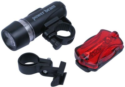 Letdooo Bicycle Power Beam LED Front Rear Light Combo