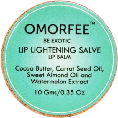 OMORFEE Lip Lightening Salve Watermelon