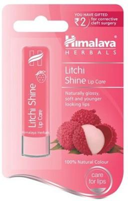 Himalaya Herbals Litchi Shine Lip Care Litchi Shine(4.5 g)