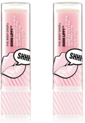 The Body Shop Born Lippy Stick Lychee