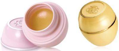Oriflame Sweden lip balm combo ori79 natural, vanilla