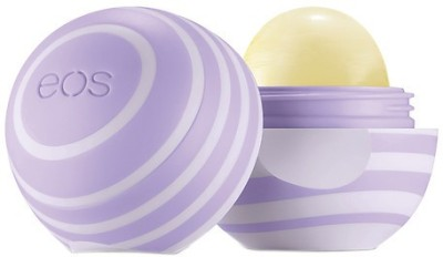 eos visibly soft lip balm sphere blackberry