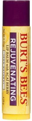 Burt's Bees Rejuvenating Lip Balm Acai Berry