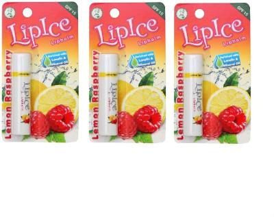 LipIce LipIce Lipbalm Lemon Raspberry
