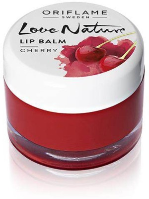 Oriflame Sweden Love Nature Lip Balm - Cherry Cherry(7 g)